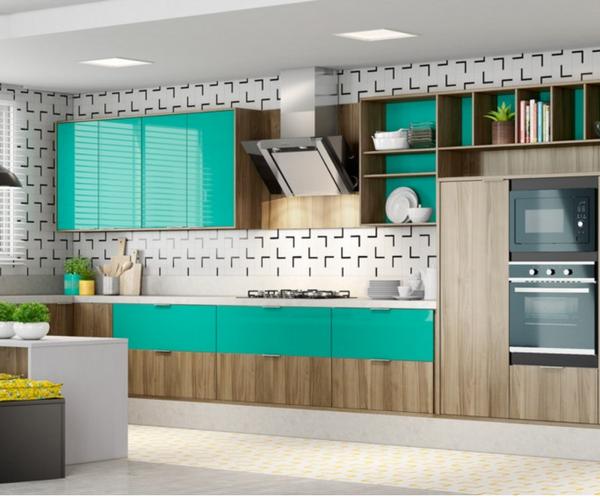 Móveis com acabamento perfeito na Casa & Cozinha!