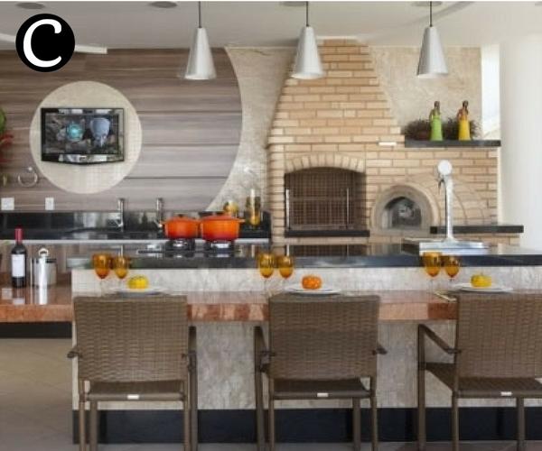 festa junina casa e cozinha móveis planejados