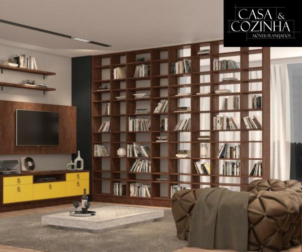 home theater casa e cozinha ambientes