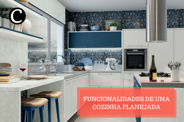 vantagens de uma cozinha e casa