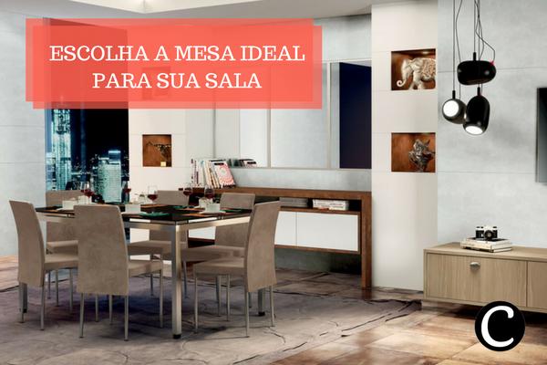 mesa sala casa e cozinha italínea móveis planejados